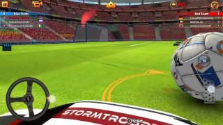 Hattrick Soccer Football Rampage - Dubai Drift 2 / Pocket Rocket League