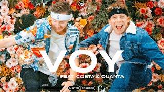 Coverrun - VOY (feat. Costa & Quanta) [Lyric Video]