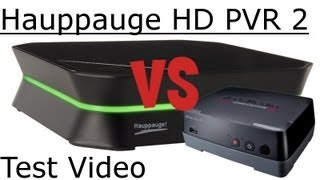Hauppauge HD PVR 2 vs AVermedia Game Capture HD (Comparison)