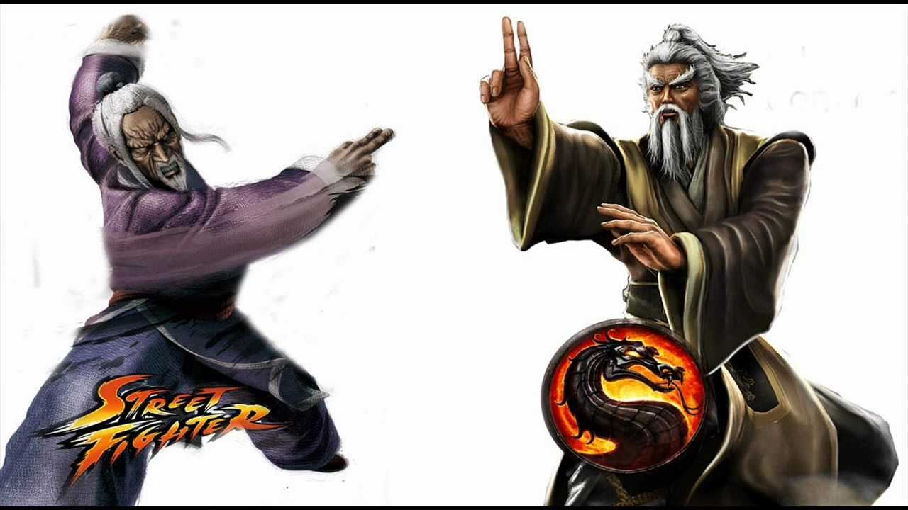 Street Fighter Vs Mortal Kombat Youtube