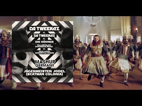 Da Tweekaz X High Level X More- Jägermeister Jodel (Scatman Colonia Mashup-Germany Edit)