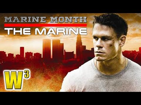 The Marine | Wrestling With Wregret