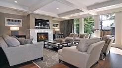 Square Living Room Designs