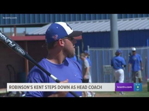 Robinson Baseball head coach steps down