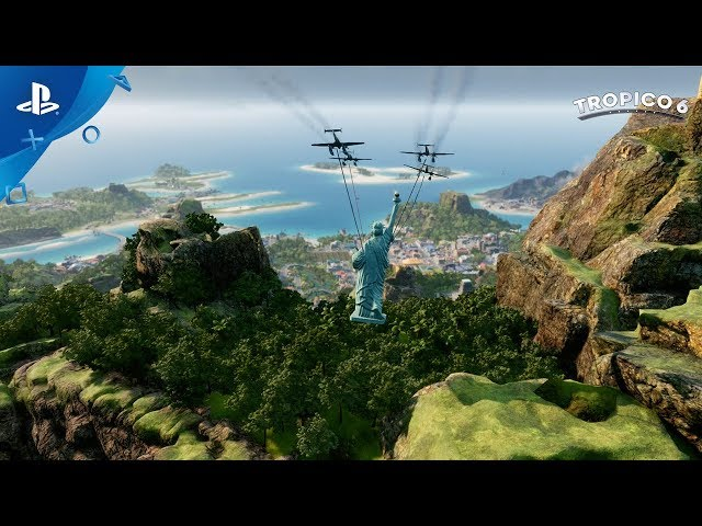 Tropico 6 - Launch Trailer | PS4