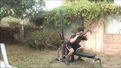 How to Do Bowflex Exercises : Squat Exercises Using Bowflex System