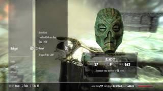 Skyrim: How to get Rahgot (Dragon Priest Mask #6) [HD]