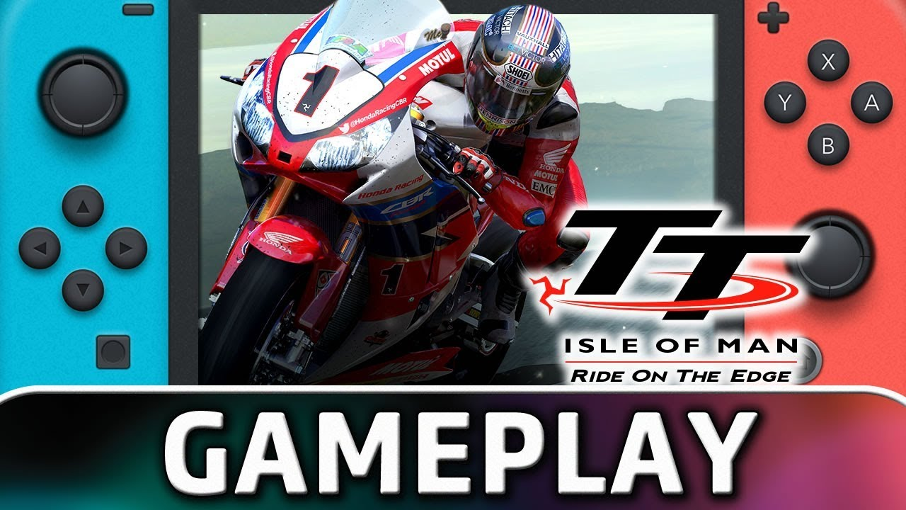 TT Isle of Man | First 10 Minutes on Nintendo Switch