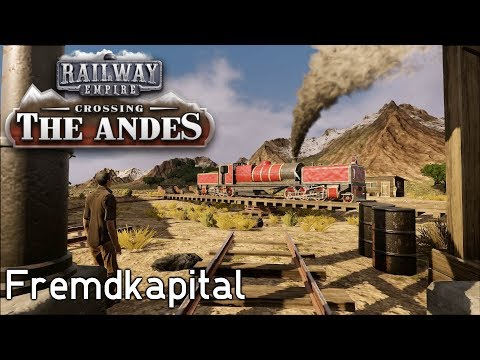 Crossing the Andes #03 |  | Railway Empire - Crossing the Andes |