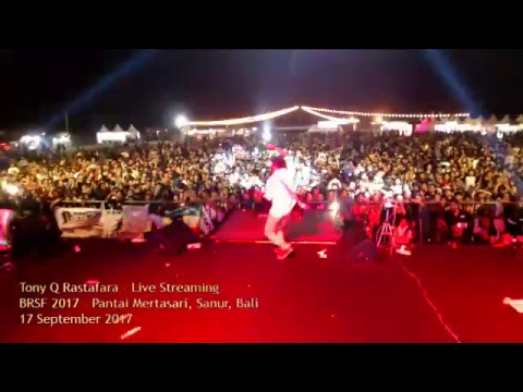 Tony Q Rastafara Live Streaming - Bali