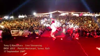 Video Tony Q Rastafara Live Streaming - Bali download MP3, 3GP, MP4, WEBM, AVI, FLV Oktober 2017