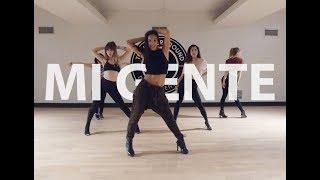 MI GENTE - J BALVIN (STEF WILLIAMS REGGAETON/HEELS DANCE CLASS)