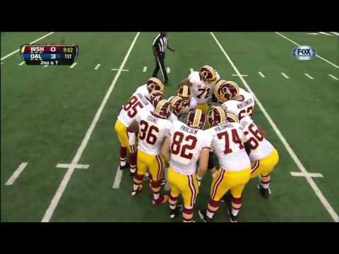 2012 Redskins @ Cowboys