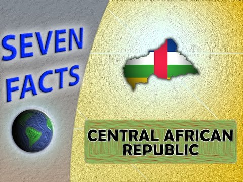 7 Facts about the heart of Africa: the Central African Republic