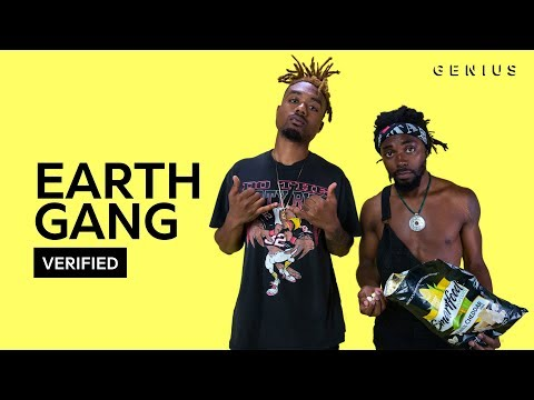 """EARTHGANG """"Meditate"""" Official Lyrics & Meaning 