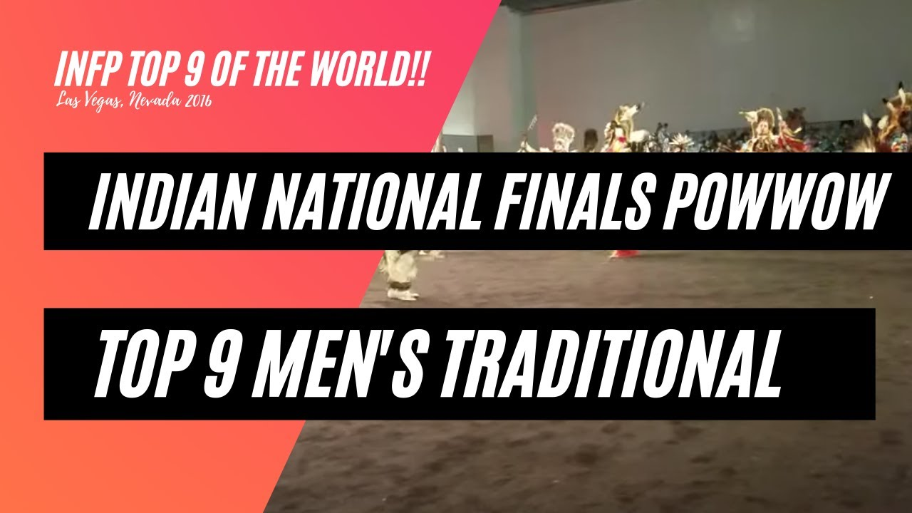 INFP 2016 Top 9  Men's Traditional Dancers of the world!!