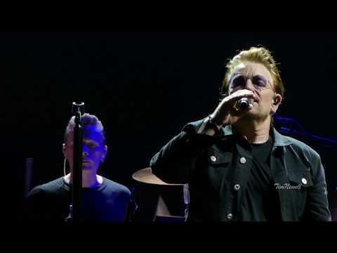 "U2 ""One Tree Hill"" (Live, 4K, HQ Audio) / Firstenergy Stadium, Cleveland / July 1st, 2017"