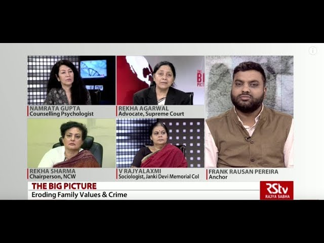 The Big Picture - Tackling Crime Against Women