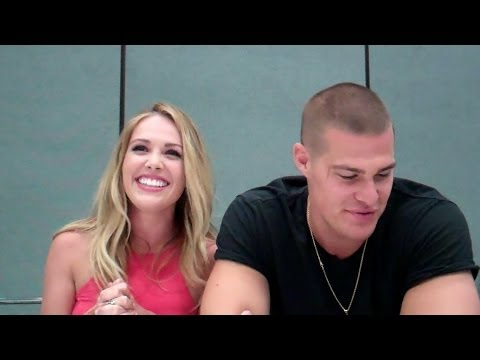 Greg finley and natalie hall dating games