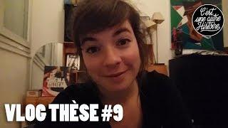 Vlog Thèse #9 (Dernière partie écrite et bonne nouvelle !!)