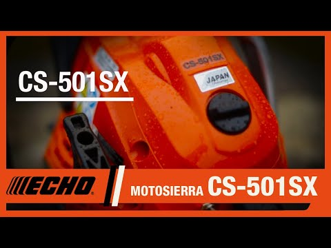 ECHO CS-501SX