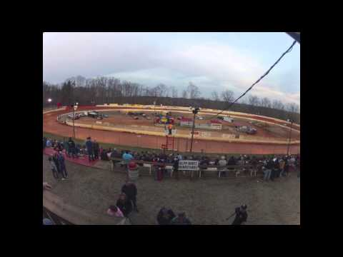 Runnin Into 2013 At East Lincoln Speedway