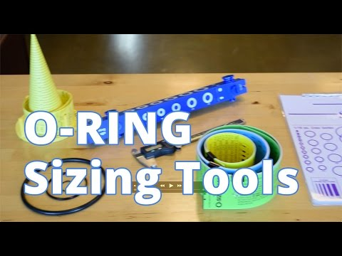 O-Ring Sizing Tools
