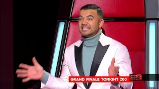 Important information for voting - The Voice Australia 2020 Grand Finale