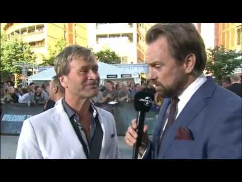 Steve Norman (Spandau Ballet) interview at  ATOMIC BLONDE world premiere