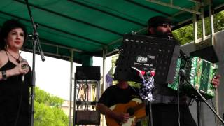 Tina y Grupo Tormenta @ TEJANO FAN FAIR 2012 San Antonio - Conjunto/Tejano Music