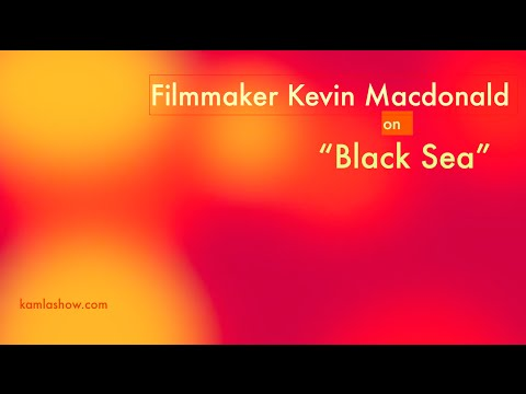 Podcast - Kevin Macdonald on