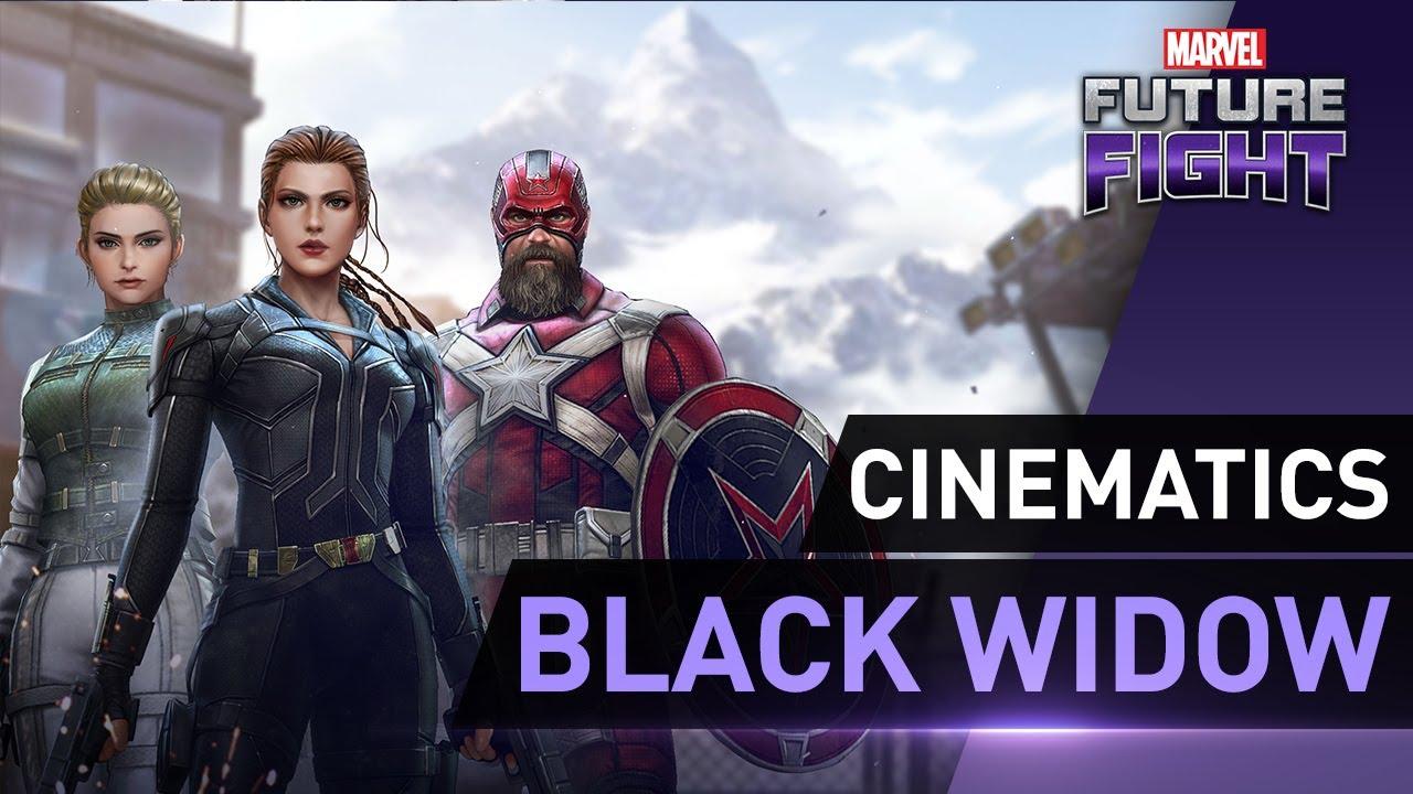 Download Black Widow Update: Cinematic Trailer