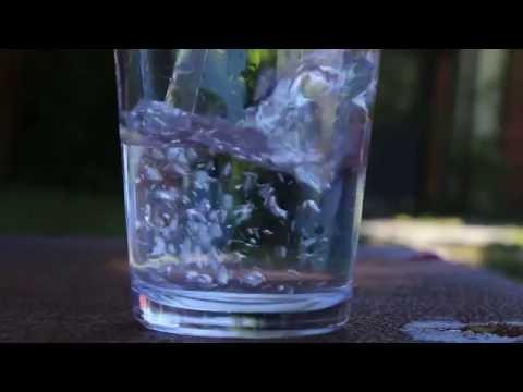 Visual Poem - Water