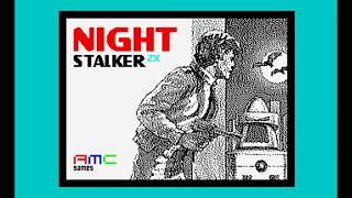 Night Stalker ZX (2018) Walkthrough, ZX Spectrum