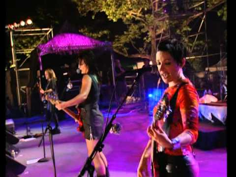 Unforgiven (Live from Central Park 2001) - The Go-Go's   *HQ Video*