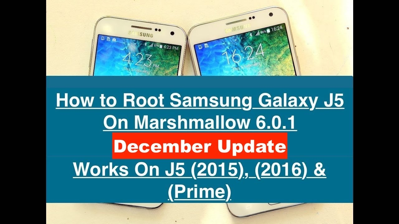 How To Root/TWRP - Samsung Galaxy J5 (2015 -… | Samsung