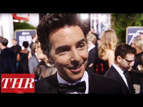 'Stranger Things's' Shawn Levy & Father of 4 Daughters on Time's Up at Golden Globes 2018 | THR