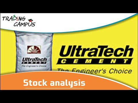 UltraTech Cement Ltd Stock Technical analysis : 1 November 2017