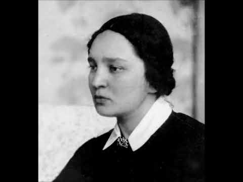 Maria Yudina plays Schubert-Liszt lieder : Am Meer