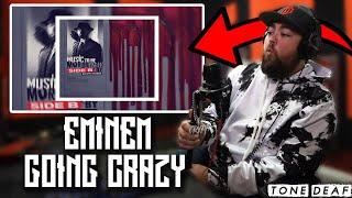 RAPPER REACTS to Eminem - Tone Deaf
