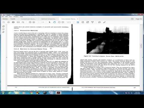 Ground water Modeling Characterization and Management- 09/12/2016- 2nd Half