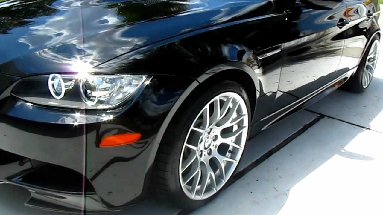 2011 Bmw M3 Jet Black E90 By Advanced Detailing Of South