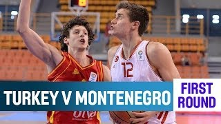 Turkey v Montenegro - Highlights Group C - 2014 U20 European Championship