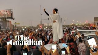 Sudan: the women leading the calls for revolution