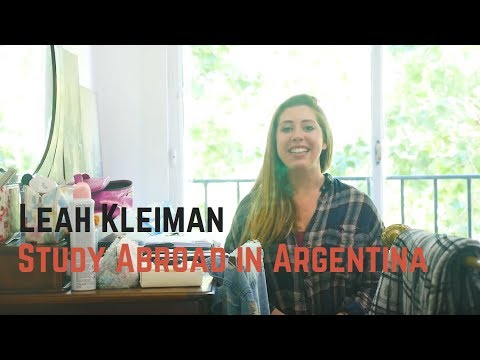 Leah Kleiman: Study Abroad in Argentina #10