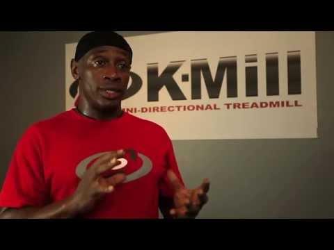 K-Mill The Omni-Directional Treadmill