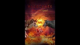 Wildcraft  ЭКСПЕРИМЕНТ  Кем быстрее убьешь босса