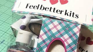 Craft Fair Series 2019-Feel Better Kits!