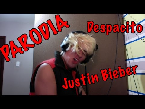 Thumbnail: Justin Bieber - Despacito ft Luis Fonsi y Daddy Yankee Video Oficial (PARODIA)