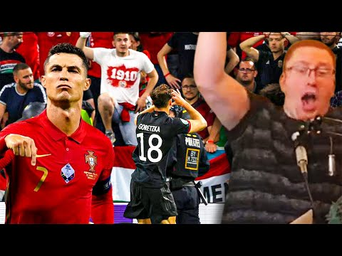 GROUP F MADNESS   Germany vs Hungary 2-2 & France vs Portugal 2-2 Euro 2020 Match Reaction